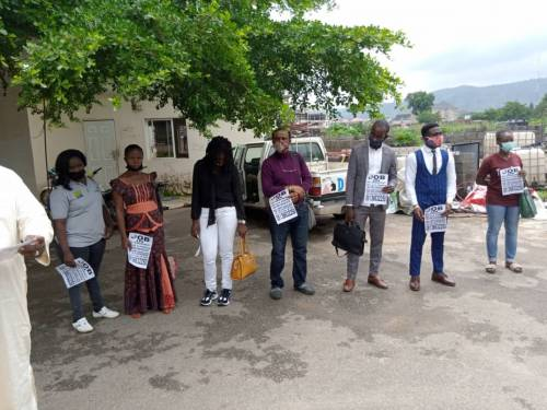 Illega; Employment Syndicate Nabbed in Abuja