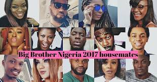 big brother naija 2017 housemates