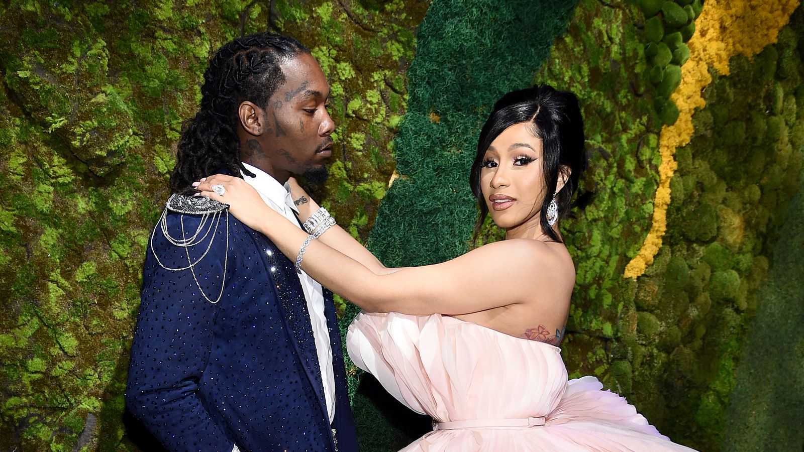 CardiB and Offset