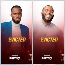 two male contestants are evicted from bbnaija 2020