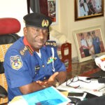 NSCDC dismisses officer for looting COVID-19 palliatives