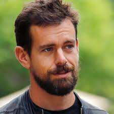 Jack Dorsey showing support to a cause