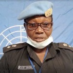 A NIGERIAN IS UP FOR THE UN WOMAN POLICE OF THE YEAR AWARD