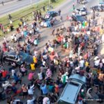 #ENDSARS: PROTESTERS VIOLENTLY REPRESSED AND GASSED IN ABUJA