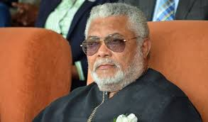 A former president dies at an old ripe age