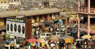 Nigerian traders being evacuated in Ghana