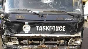 Task force restores calm to area