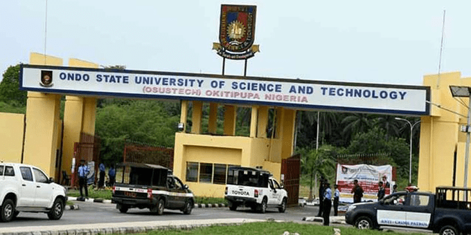 Ondo State University of Science and Tech