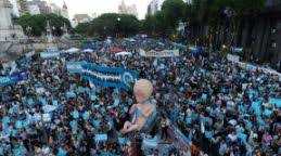 Argentines rejoicing as senate passes new bill