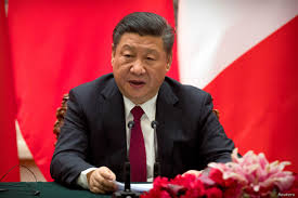 the president of china