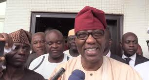 Former PDP member deflecting to a new party, APC