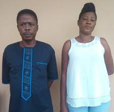 male and female fraudsters