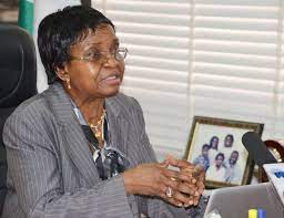 Moji Adeyeye the director general of NAFDAC