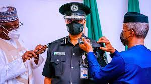new appointed IGP resumes office