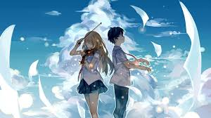 male and female anime characters