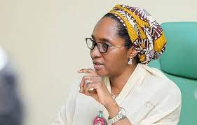 female minister in buhari's cabinet