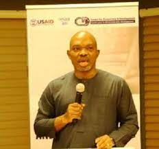 spokeman for DSS talking on threats of national security