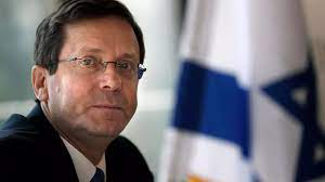 Israel's newly elected president