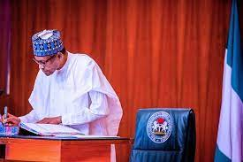 Buhari calling out newly appointed chancellors of federal universities